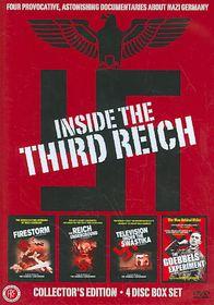 Inside the Third Reich Box Set - (Region 1 Import DVD)