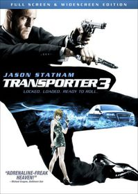 Transporter 3 - (Region 1 Import DVD)