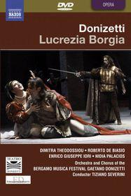 Donizetti: Lucrezia Borgia - Lucrezia Borgia (DVD)