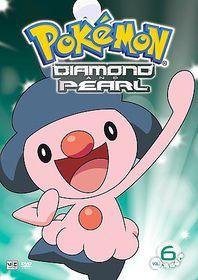 Pokemon Diamond & Pearl Vol 6 - (Region 1 Import DVD)
