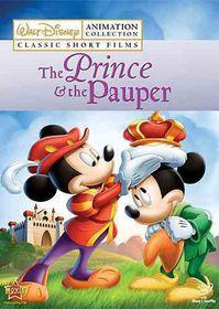 Disney Animation Collection Vol 3:Pri - (Region 1 Import DVD)