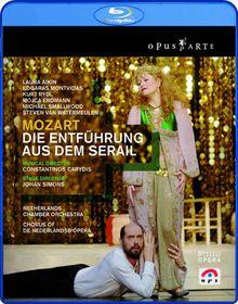 Mozart: Entfuhrung Aus Dem Serail (blu Ray) - Entfuhrung Aus Dem Serail (Blu-Ray)