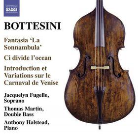 Bottesini: Fantasia Sonnambula - Fantasia Sonnambula (CD)