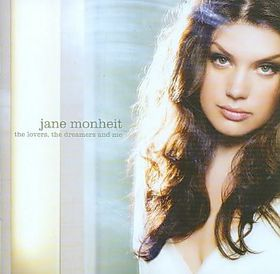 Jane Monheit - The Lovers, The Dreamers & Me (CD)