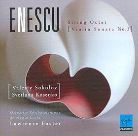 Sokolov Valery - String Octet & Violin Sonata (CD)
