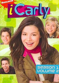 Icarly Season 1 Vol 2 - (Region 1 Import DVD)