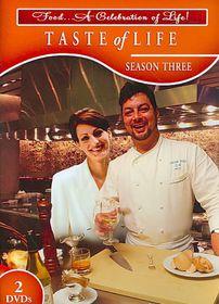 Taste of Life:Season Three - (Region 1 Import DVD)