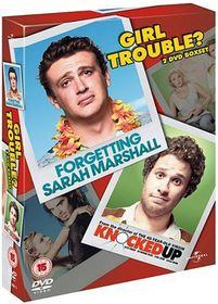 Forgetting Sarah Marshall/Knocked Up - (Import DVD)