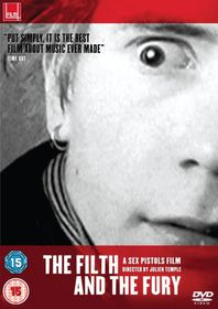 The Filth and the Fury - A Sex Pistols Film - (Import DVD)
