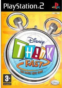 Disney Th!nk Fast stand alone software (PS2)