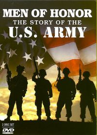 Men of Honor:Story of the Us Army - (Region 1 Import DVD)