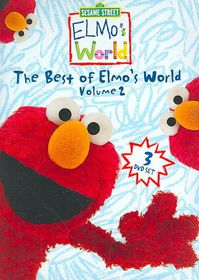 Best of Elmo's World Volume 2 - (Region 1 Import DVD)