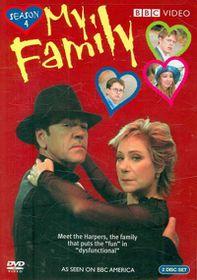 My Family:Season Four - (Region 1 Import DVD)