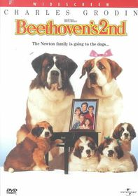 Beethoven's 2nd - (Region 1 Import DVD)