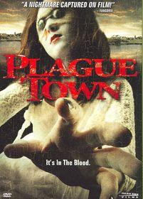 Plague Town - (Region 1 Import DVD)