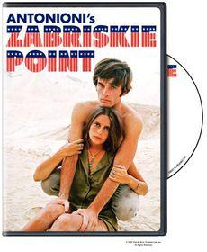 Zabriskie Point - (Region 1 Import DVD)