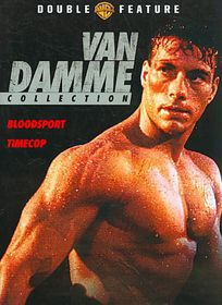 Van Damme Collection:Bloodsport/Timecop - (Region 1 Import DVD)
