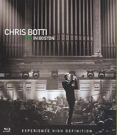 Chris Botti in Boston - (Region A Import Blu-ray Disc)