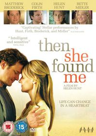 Then She Found Me - (Import DVD)