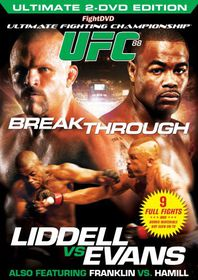 Ultimate Fighting Championship: 88 - Breakthrough - (Import DVD)