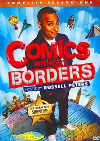 Comics Without Borders - (Region 1 Import DVD)