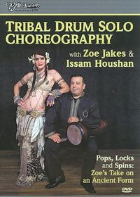 Bellydance Superstars:Tribal Drum Sol - (Region 1 Import DVD)