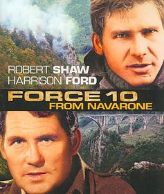 Force 10 from Navarone - (Region A Import Blu-ray Disc)