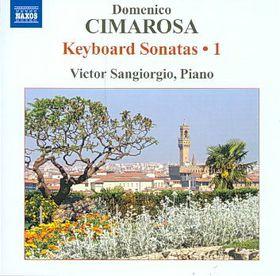 Cimarosa: Keyboard Sonatas Vol 1 - Keyboard Sonatas - Vol.1 (CD)
