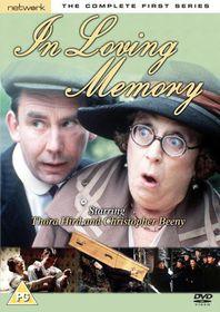 In Loving Memory: Series 1 - (Import DVD)