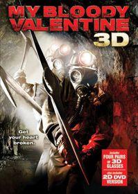 My Bloody Valentine 3D/2D - (Region 1 Import DVD)