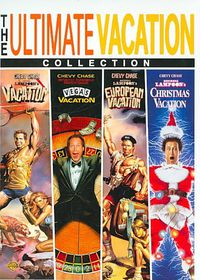 Ultimate Vacation Collection - (Region 1 Import DVD)
