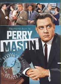 Perry Mason:Fourth Season Vol 1 - (Region 1 Import DVD)