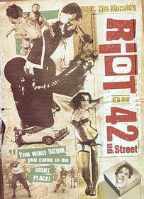 Riot on 42nd Street - (Region 1 Import DVD)
