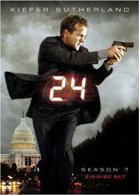 24:Season 7 - (Region 1 Import DVD)