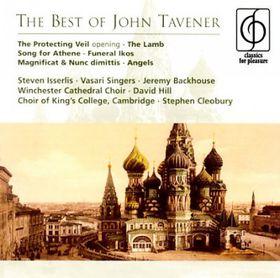 Tavener- John - Best Of John Tavener (CD)