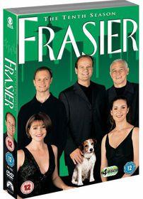 Frasier: The Complete Season 10 - (Import DVD)