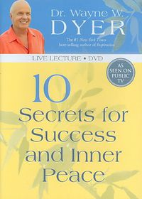 10 Secrets for Inner Peace & Success - (Region 1 Import DVD)