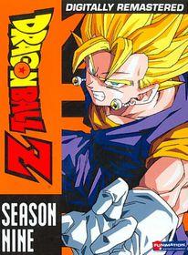 Dragon Ball Z: Season 9 - (Region 1 Import DVD)