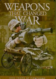 Weapons That Changed War - (Region 1 Import DVD)