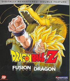 Dragon Ball Z:Fusion Reborn/Wrath of - (Region A Import Blu-ray Disc)