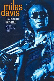 That's What Happened:Live in Germany - (Region 1 Import DVD)