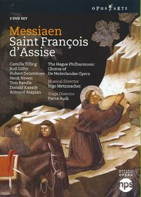 Messiaen: Saint Francoisd'assise - Saint Francois D'Assise (DVD)