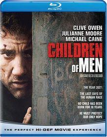 Children of Men - (Region A Import Blu-ray Disc)