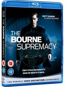 The Bourne Supremacy - (Import Blu-ray Disc)