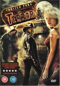 Trailer Park of Terror - (Import DVD)