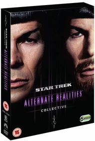 Star Trek: Alternate Realities Collective - (Import DVD)