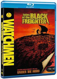 Watchmen: Tales of the Black Freighter - (Import Blu-ray Disc)