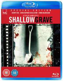 Shallow Grave Special Edition - (Import HD DVD)