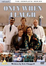 Only When I Laugh: The Complete Series 1-4 (Box Set) - (parallel import)