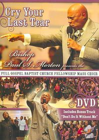 Cry Your Last Tear - (Region 1 Import DVD)